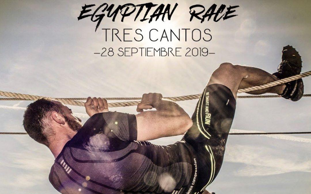 Este mes, Egyptian Race Tres Cantos (28 septiembre)