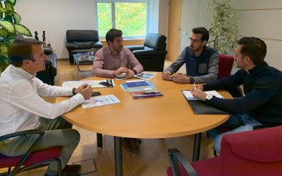 Reunión de trabajo con el Ayuntamiento de Tres Cantos